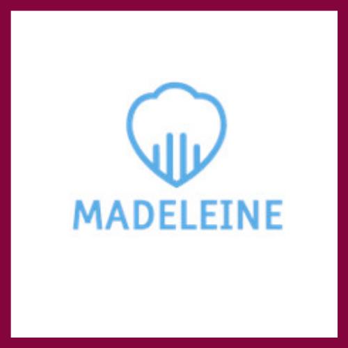 Cette image représente le logo du projet madeleine