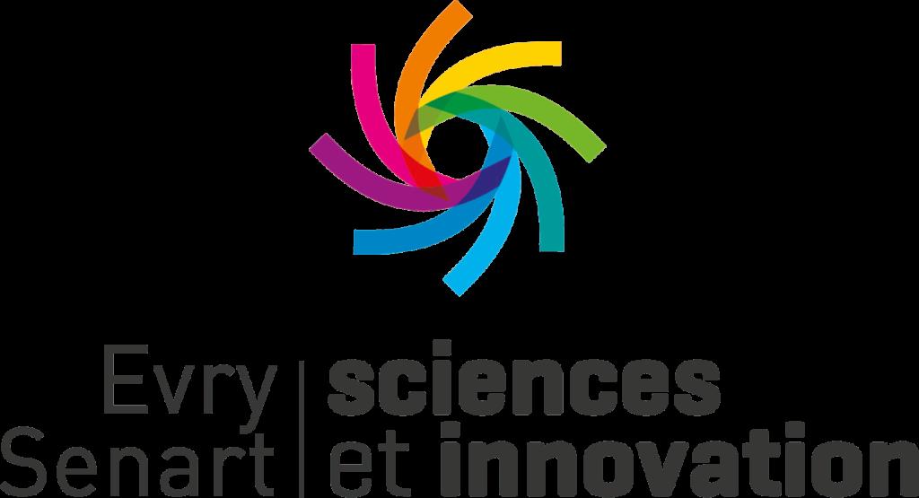 logo évry sénart sciences et innovation