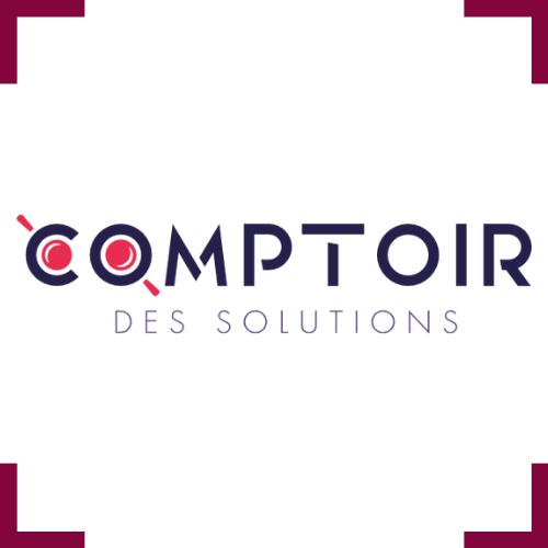 logo comptoir des solutions