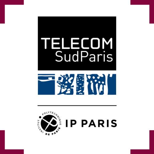 logo télécom sud paris