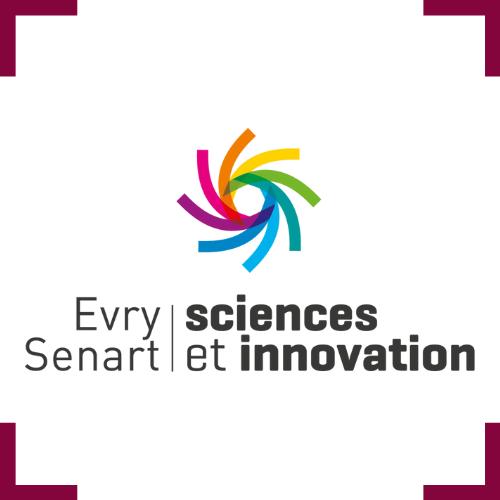 logo evry sénart sciences et innovation